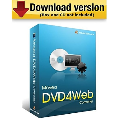 Moyea DVD4Web Converter for Windows (1-User) [Download]