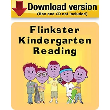 Flinkster Kindergarten Reading for Mac (1-User) [Download]