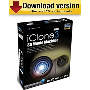 iClone3 Standard for Windows (1-User)