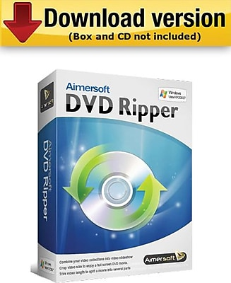 Aimersoft DVD Ripper for Windows (1-User) [Download] 954371