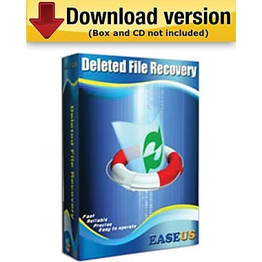 EaseUs Deleted File Recovery for Windows (1-User) [Download]