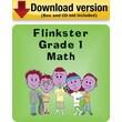 Flinkster Grade 1 Math for Windows/Mac