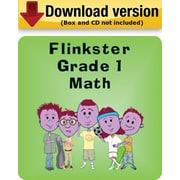 Flinkster Grade 1 Math for Mac (1-User) [Download]