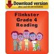Flinkster Grade 4 Reading for Windows/Mac