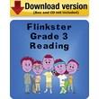 Flinkster Grade 3 Reading for Windows (1-User) [Download]