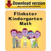 Flinkster Kindergarten Math for Windows (1-User) [Download]