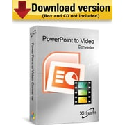 Xilisoft PowerPoint to Video Converter Personal for Windows (1-User) [Download]
