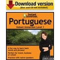 Instant Immersion Level 1- Portuguese for Windows (1-User) [Download]