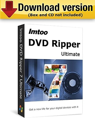 ImTOO DVD Ripper Ultimate for Windows (1-User) [Download] 954855