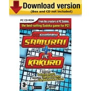 Sudoku Samurai and Kakauro for Windows (1-User) [Download]