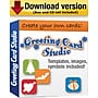 Greeting Card Studio for Windows (1-User) [Download]