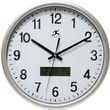 Infinity Instruments Business Datekeeper Wall Clock