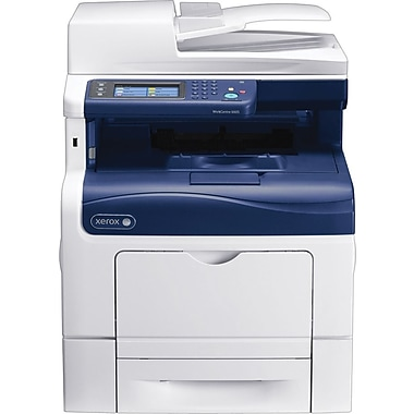 Xerox WorkCentre (6605/N) Colour Laser MultiFunction Printer