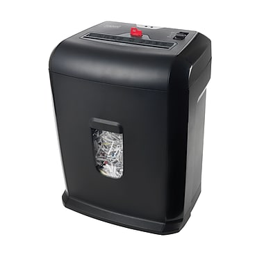 Staples 10-Sheet Cross-Cut Shredder with Lockout Key