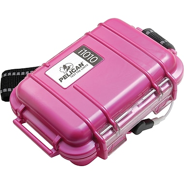 Pelican i1010 Micro iPod Case, Pink