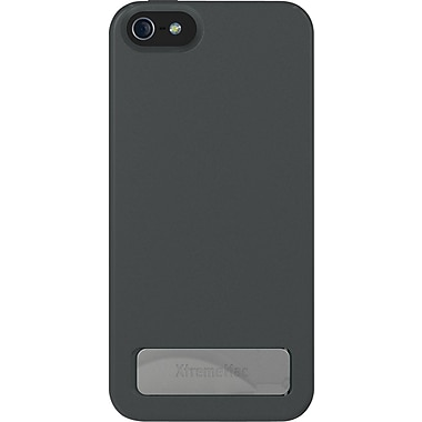 Xtreme Mac Micrishield Case for iPhone 5, Gunmetal Gray