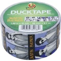 Duck Tape® Brand Duct Tape, Justin Bieber, 1.88in.x 10 Yards