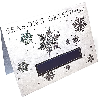 Deluxe Custom Holiday Card Collection