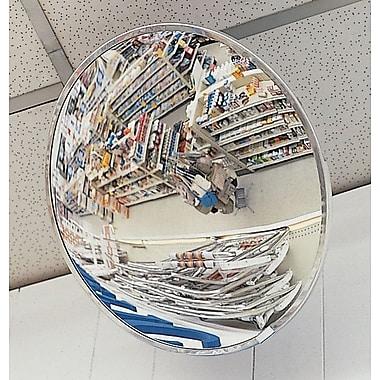 foxfire miroir de s curit rond convexe 26 po bureauengros. Black Bedroom Furniture Sets. Home Design Ideas
