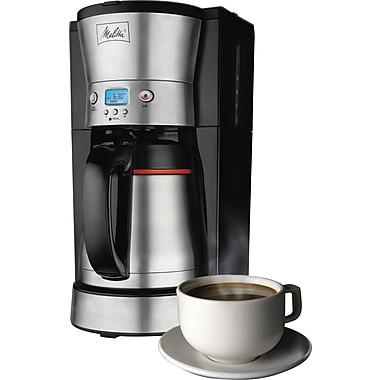 Melitta 10-Cup Thermal Coffee Maker