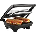 Hamiton Beach Panini Press Gourmet Sandwich Maker