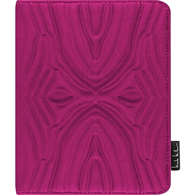Nicole Miller Slim Portfolio Case for Kindle Fire 2, Fuschia