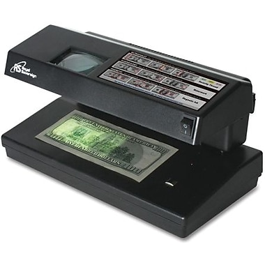Royal Sovereign Portable 4-Way Counterfeit Detector
