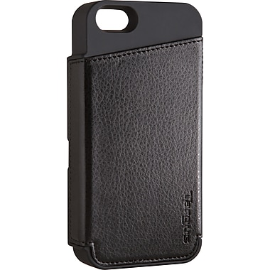 Targus Wallet Case for iPhone® 5, Black