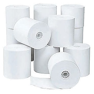 ICONEX/NCR Paper Roll, 1 Ply, 1-3/4