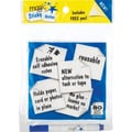 Magic Whiteboards Magic Sticky Note, White Pad