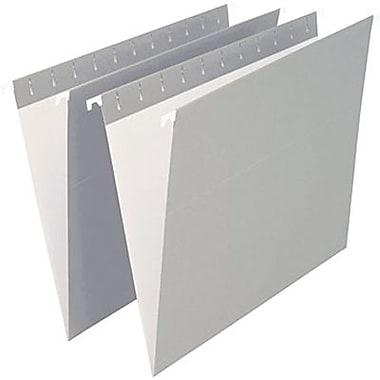 Staples® Coloured Hanging File Folder, Letter Size, 8-1/2