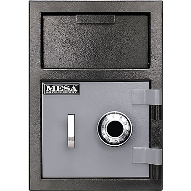 Mesa™ 0.8 Cubic Ft. Deposit Safe Combination Lock with Standard Delivery