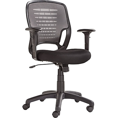 Alera® OIF Eikon Swivel/Tilt Mesh Task Chair, Gray