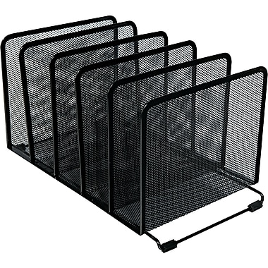 Universal Mesh Stacking Sorter, 7 1/2in. H x 14 5/8in. W x 8 1/8in. D