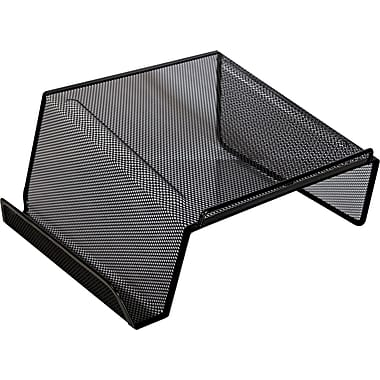 Universal Mesh Desktop Telephone Stand, 5 1/4in. H x 11 1/4in. W x 10 1/4in. D