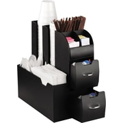 Mind Reader Upright Coffee Condiment Organizer