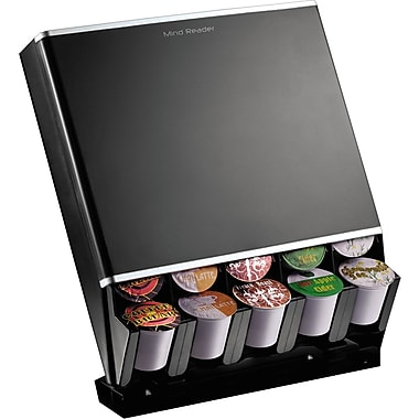 Mind Reader Free Fall K-Cup Organizer