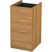 Bestar Embassy Collection Full-Size Pedestal, Cappuccino Cherry