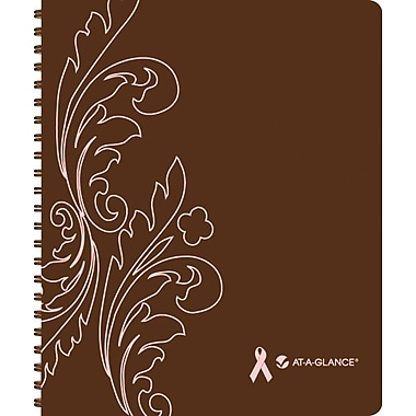 "2014 AT-A-GLANCE® Sorbet Weekly/Monthly Appointment Book, 8 1/4"" x 10 7/8"""