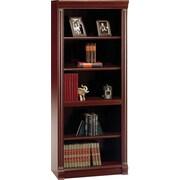 Bush® Birmingham Collection 5-shelf Bookcase, Harvest Cherry