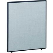 "Bush® ProPanel Collection Privacy Panel, 42"" x 36"", Light Grey"