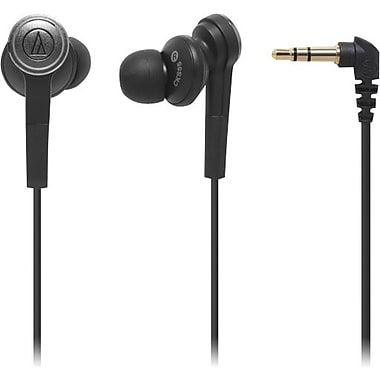 Audio-Technica ATH-CKS55BK Solid Bass In-ear Headphones