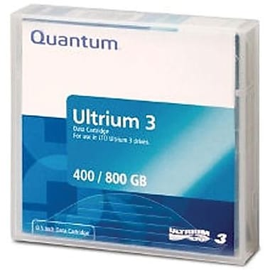 Quantum LTO Ultrium 3 Media Cartridge
