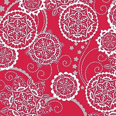 Lacy Snowflakes Gift Wrap