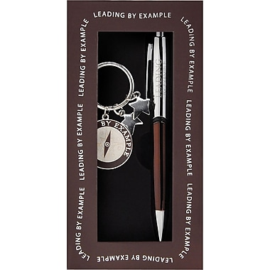 Baudville® Pen and Key Chain Gift Sets