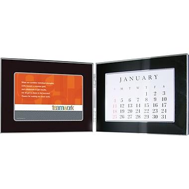 Baudville® in.Teamworkin. Perpetual Desktop Calendar