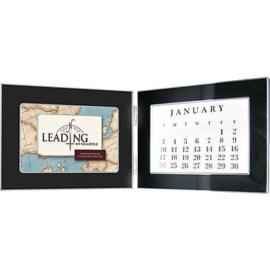 Baudville® in.Leading by Examplein. Perpetual Desktop Calendar