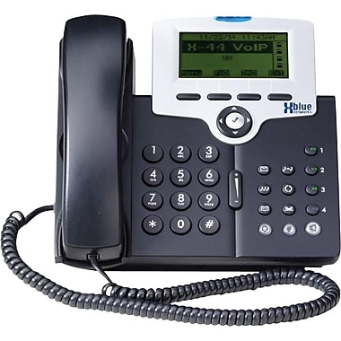 XBlue X-44 VoIP 4 Line WiFi Telephone System