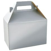 Shamrock 8 Gable Box, Platinum Silver