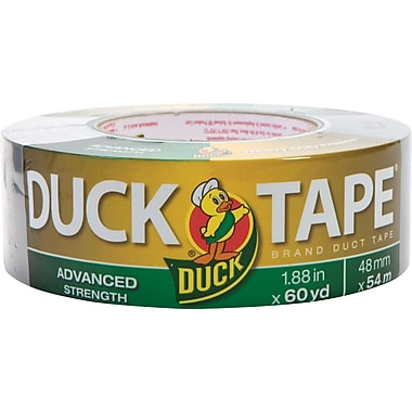 Duck Professional Grade Duct Tape Grey, 1.88in. x 60 Yards